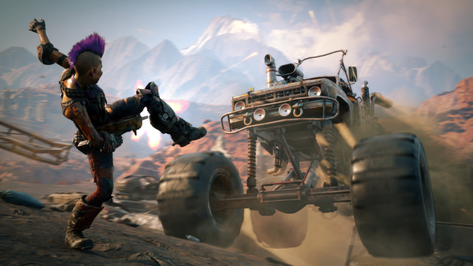 'Rage 2's' Gameplay Trailer Is Over-the-Top