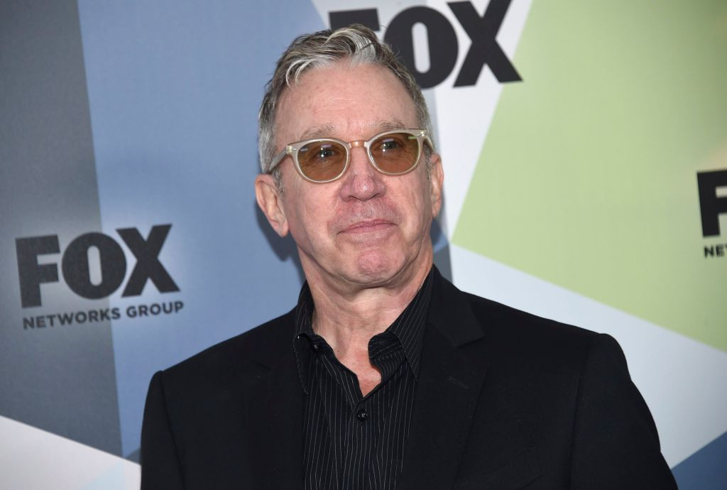 "Tim Allen, a cast member in the TV series ""Last Man Standing,"" attends the Fox Networks Group 2018 programming presentation afterparty at Wollman Rink in Central Park, in New York 2018 Fox Networks Group Upfront Afterparty, New York, USA - 14 May 2018"