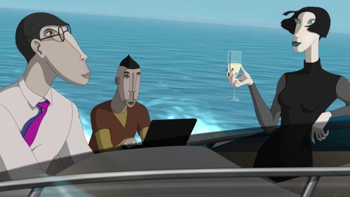 Animated Thriller 'Ruben Brandt, Collector' Sells