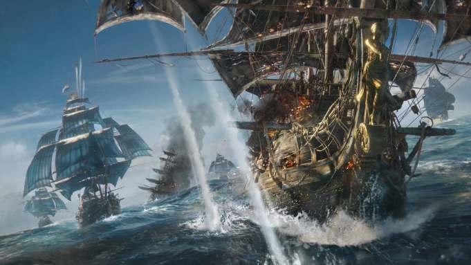 Ubisoft Debuts a Moody New 'Skull