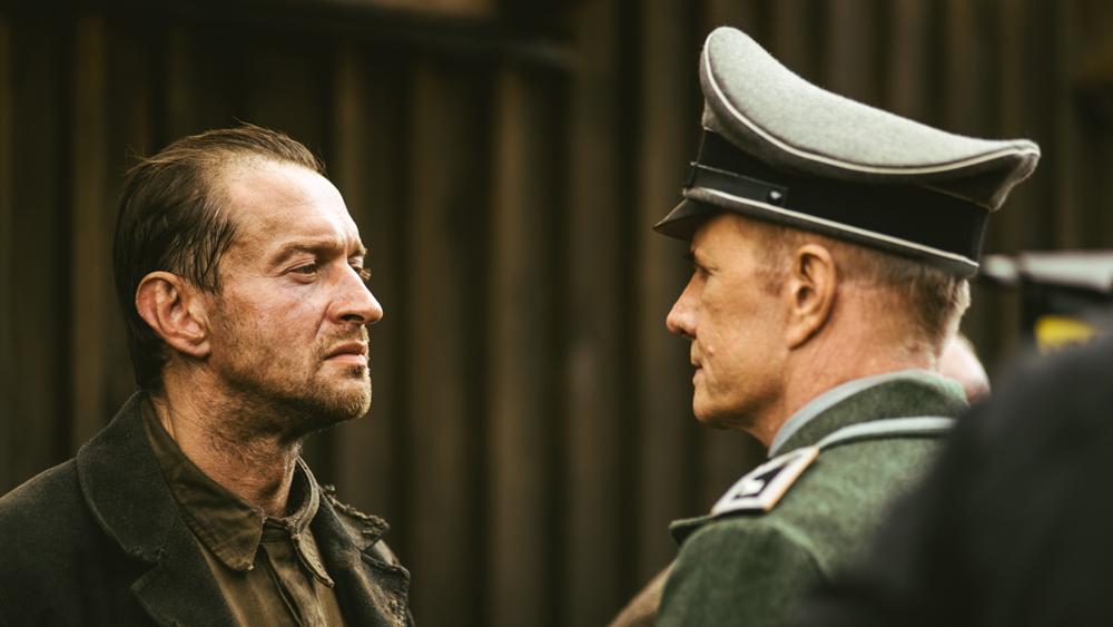 Konstantin Khabensky on Nazi Camp Escape Movie 'Sobibor'