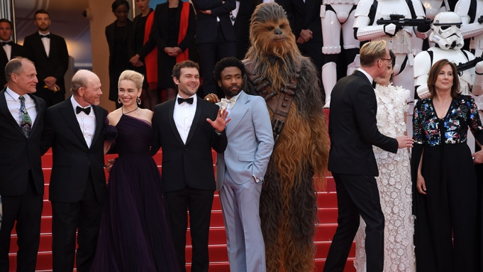 Solo A Star Wars Story Cannes