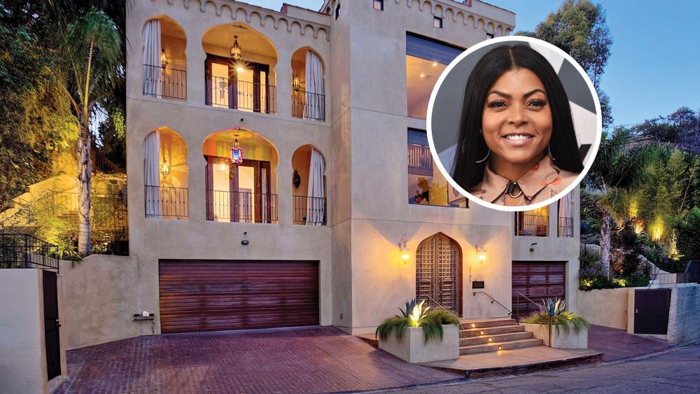 Taraji P. Henson Sheds Hollywood Hills Home