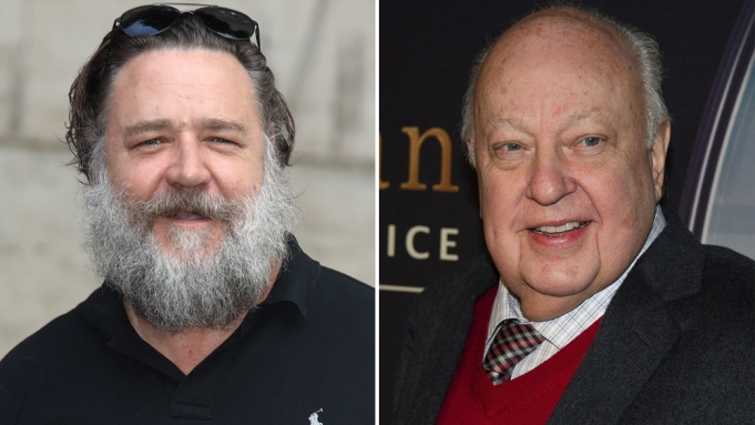 Russell Crowe, Roger Ailes