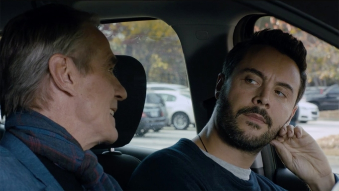 Jeremy Irons-Jack Huston Comedy 'An Actor
