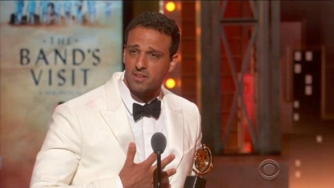 Tony Winner Ari'el Stachel Delivers Powerful