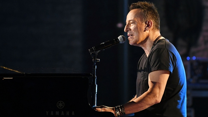 Bruce Springsteen72nd Annual Tony Awards, Show,