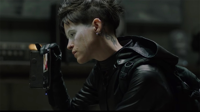 'Girl in the Spider's Web' Trailer: