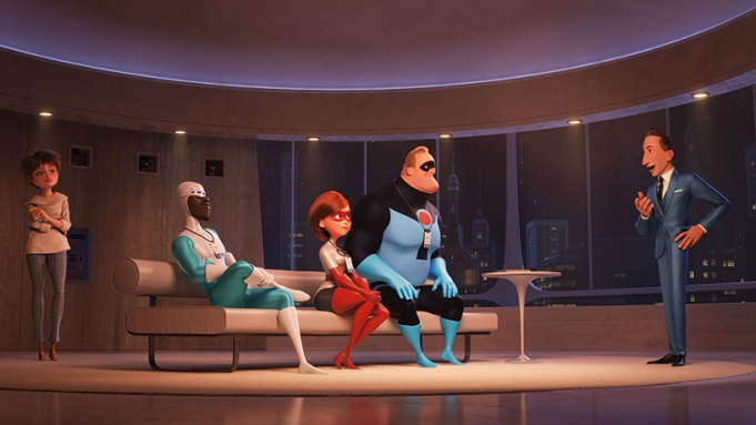 """SUPER FANS – In """"Incredibles 2,"""""""
