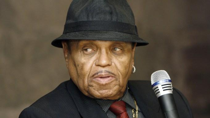Joe Jackson dead