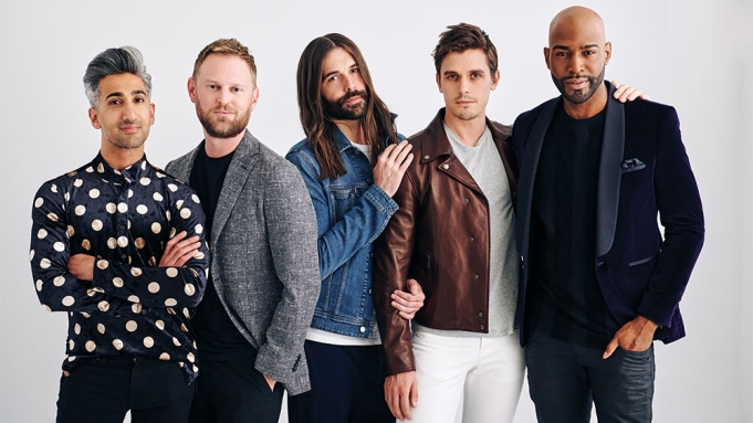 Queer Eye's' New Fab Five Talks Connecting with Makeover Subjects - Variety