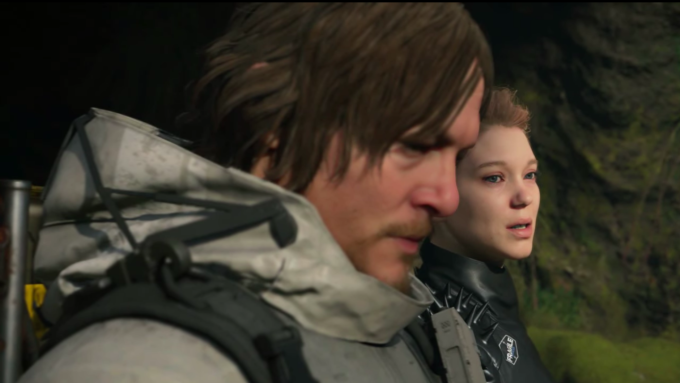 E3 Trailer for 'Death Stranding' Features