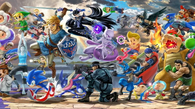 Super Smash Bros.: Ultimate