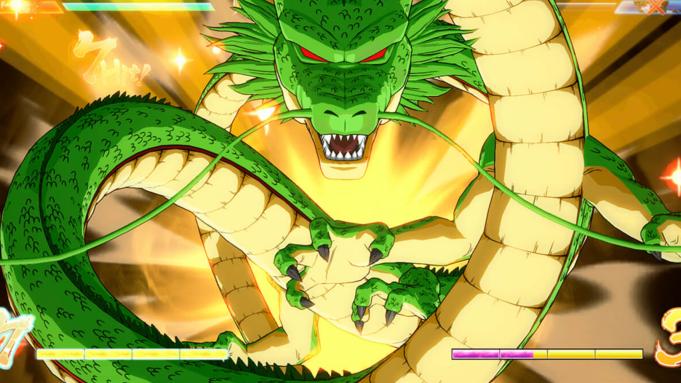 'Dragon Ball FighterZ' on Nintendo Switch