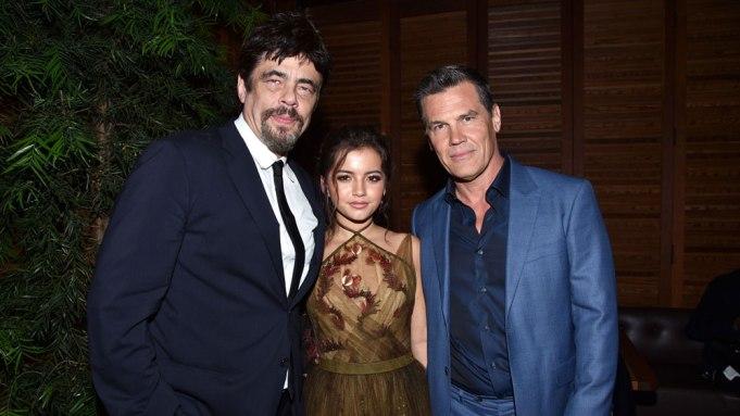 Benicio Del Toro Isabela Moner Josh