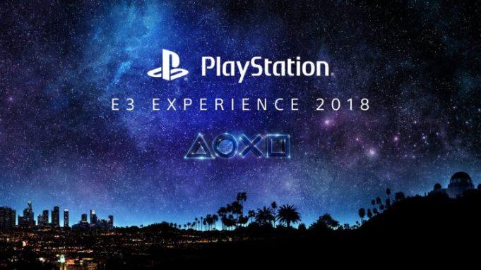 E3 2018: Watch Sony's PlayStation Press