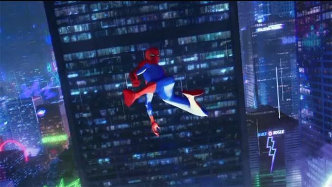 Spider-Man: Into the Spider-Verse Comic-Con