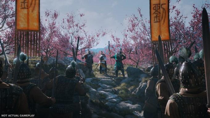 Watch 'Total War: Three Kingdoms'' New
