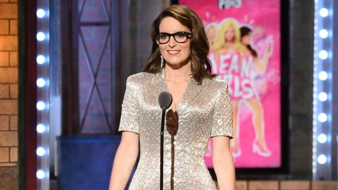 Tina Fey72nd Annual Tony Awards, Show,