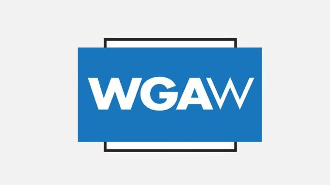WGA West Logo
