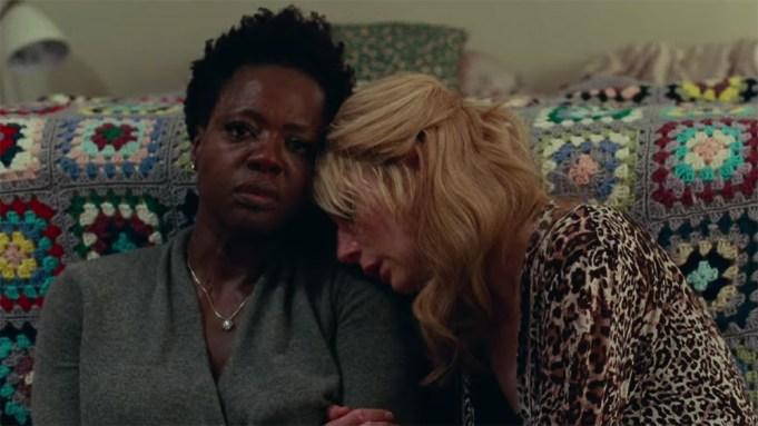 Viola Davis' 'Widows' Drops Intense First