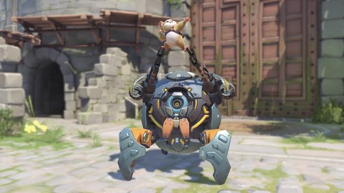 'Overwatch's' Adorable New Hamster Hero is