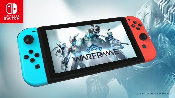 'Warframe' Coming to Nintendo Switch