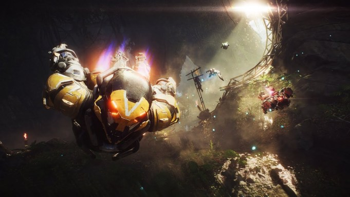 BioWare Shares New 'Anthem' Details in