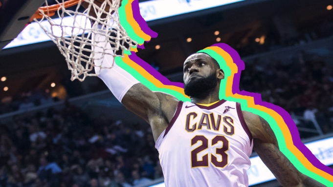 Did Hollywood Influence LeBron James' Lakers