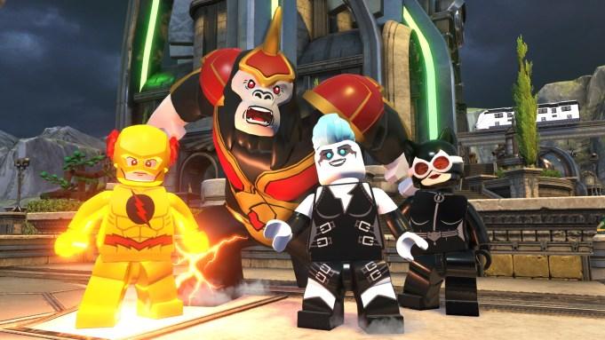 New 'Lego DC Super-Villains' Trailer Shows