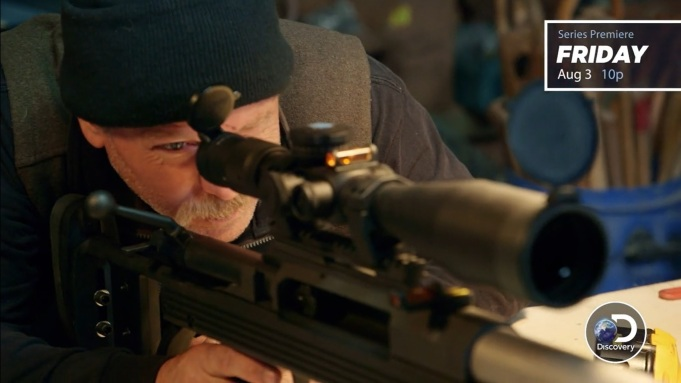 Discovery Greenlights Docu-Series on Weapons Maker