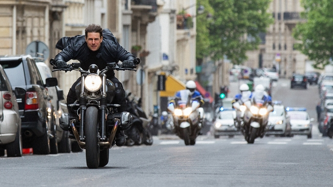 Mission: Impossible - Fallout' Heading for Record $60 Million Opening -  Variety