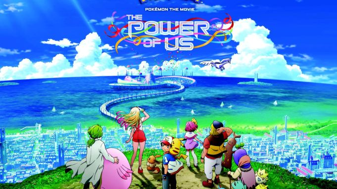 'Pokémon the Movie: The Power of