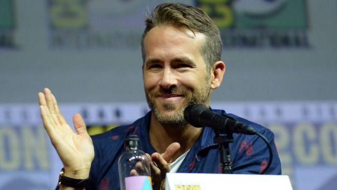 Ryan Reynolds'Deadpool' panel, Comic-Con International, San