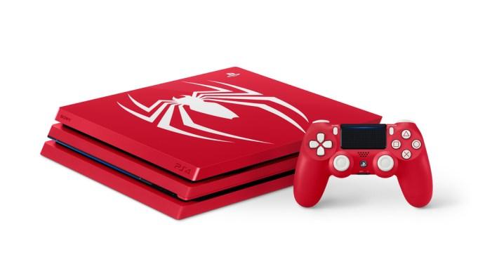 'Spider-Man' PS4 Pro Bundle Unveiled, Voice