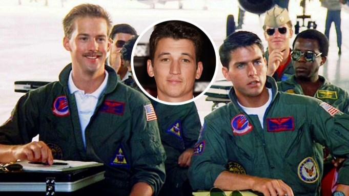 Top Gun, Miles Teller