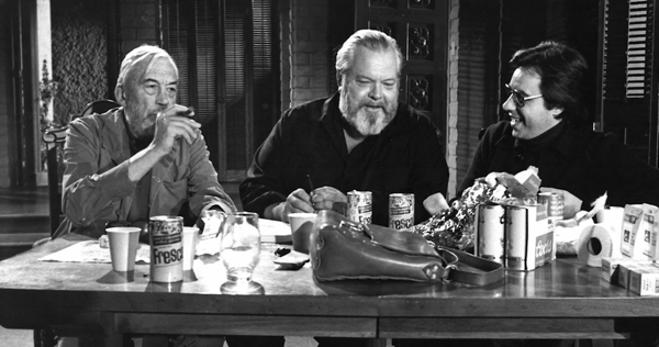 Trailer for Orson Welles 'The Other