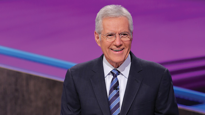 Alex Trebek Revered Host of 'Jeopardy!' for 36 Years Dies at 80 – Variety