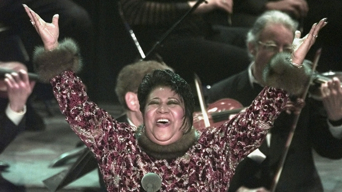 Aretha Franklin Grammys