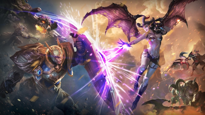 Tencent's 'Arena of Valor' Hits Nintendo
