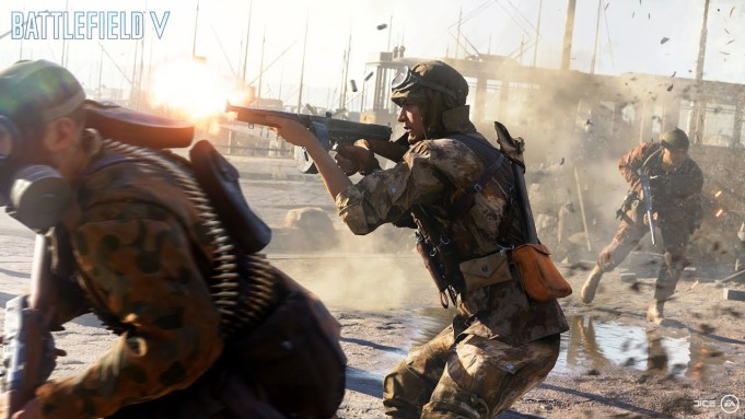 'Battlefield V's' Battle Royale Mode Is