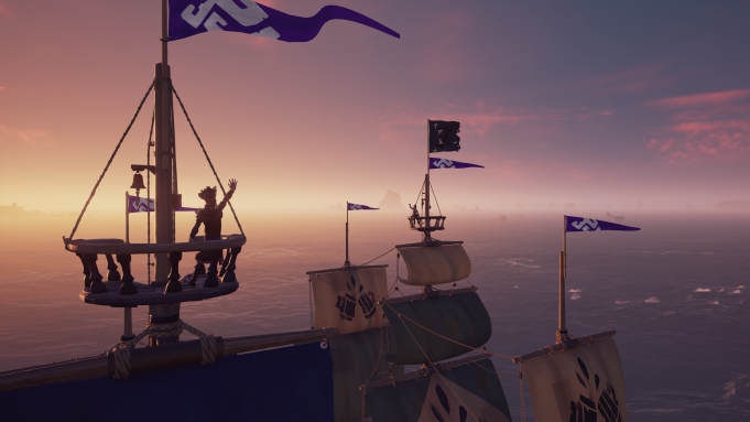 'Sea of Thieves' Anniversary Update Adds