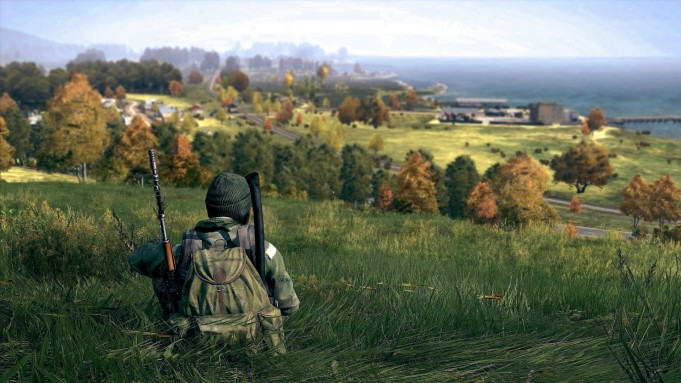 """""""DayZ"""" Comes to Xbox Game Preview"""