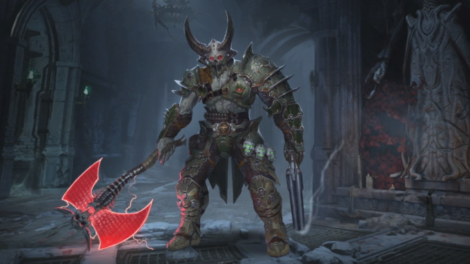 Doom Eternal Marauder