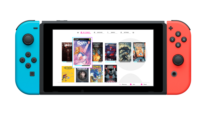 You Can Soon Read Comics On