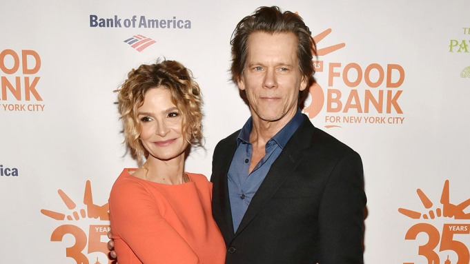 Kyra Sedgwick and Kevin BaconFood Bank for New York City Can Do Awards Dinner, Arrivals, New York, USA - 17 Apr 2018
