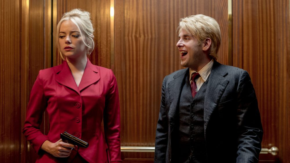 TV Review: 'Maniac' With Emma Stone and Jonah Hill