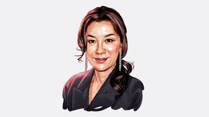 michelle yeoh First Time in Variety