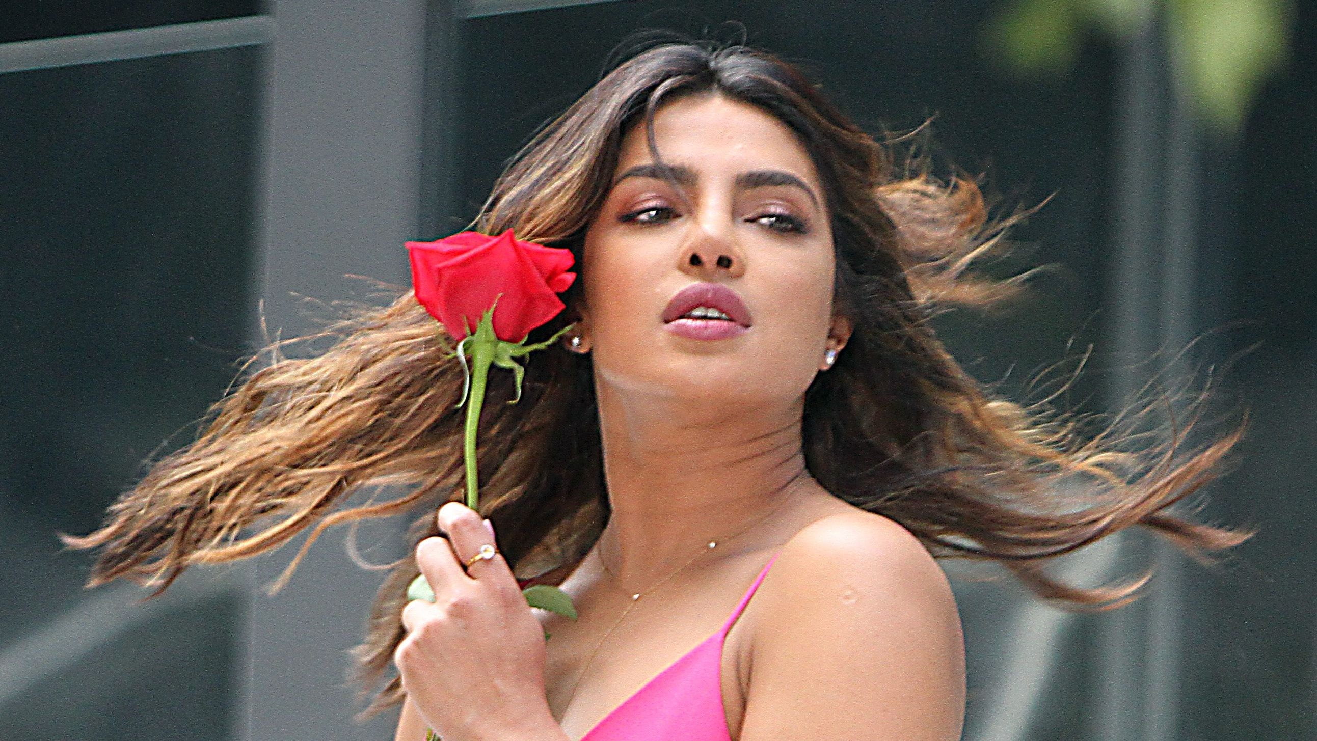 Priyanka Chopra Returns to India With 'The Sky Is Pink'
