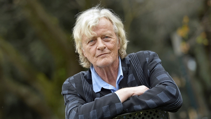Rutger Hauer 'Sights of Death' film photocall, Rome, Italy - 23 Jan 2014
